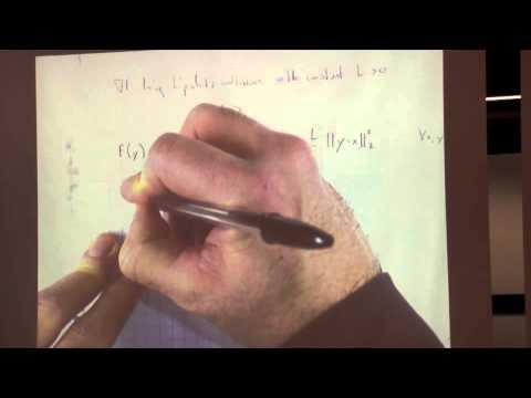Lecture 5: Gradient Descent