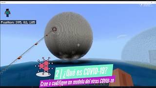 NASEF Desafío Minecraft COVID-19!