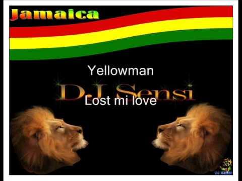 Yellowman lost mi love