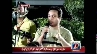 A Question by Tayyab Memon on a tv show.wmv