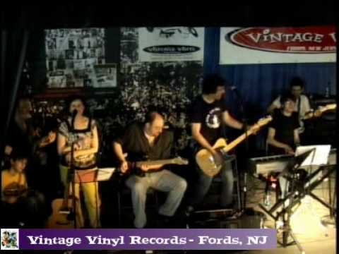 "Frankie McGrath ""All Down the Line"" Exile on Main Street Festival at Vintage Vinyl"