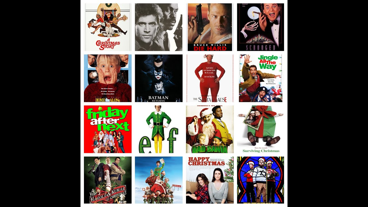 Movie Talk: Favorite Movies That Take Place During Christmas Time ...