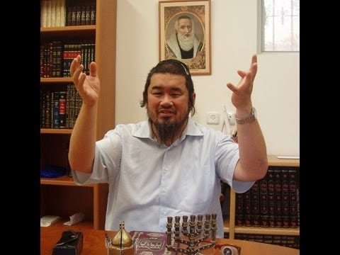 From japanese Christian to orthodox Jewish Rabbi - Conversion to Judaism