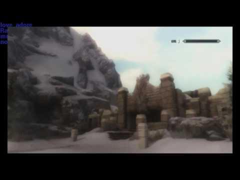 Skyrim Flying Imperial