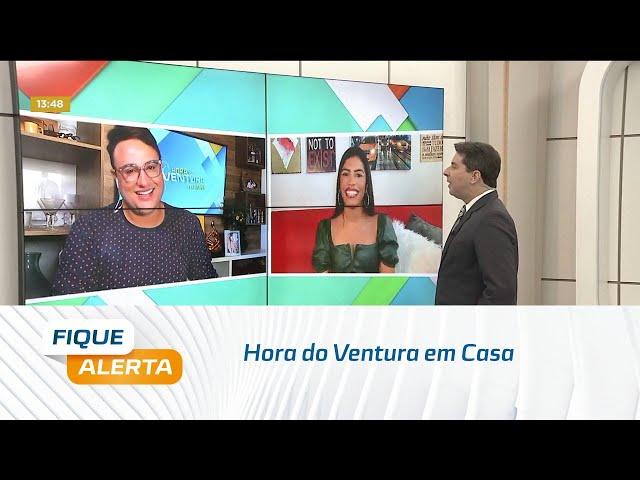 Hora do Ventura em Casa: Na Band, Zeca Camargo será diretor e terá salário próximo ao da Globo