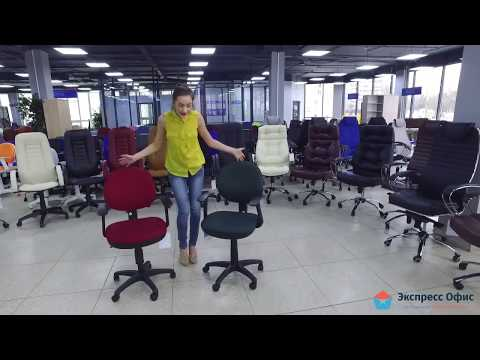 Обзор компьютерного кресла Бюрократ CH 356 AXSN