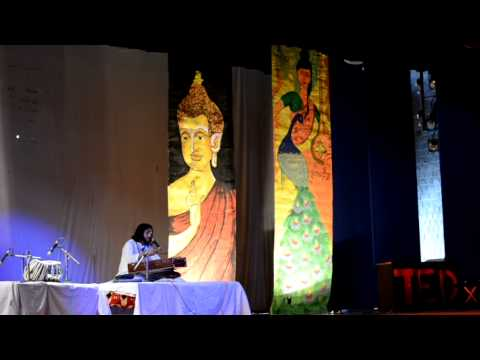 The classical Santoor -- a deconstruction   Pandit Bhajan Sopori   TEDxJUIT