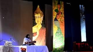 The classical Santoor -- a deconstruction | Pandit Bhajan Sopori | TEDxJUIT