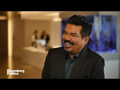 George Lopez Says Donald Trump Isn't Racist, But...