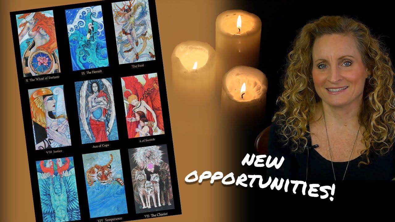 Weekly Tarot Card Reading - Arising Opportunities!