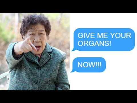 "r/Entitledparents - ""GIVE ME YOUR ORGANS! NOW!!!"""