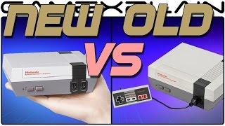 NES Classic vs. Original NES - Head-to-Head Emulation Comparison (SMB3)