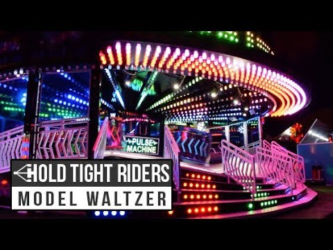 Model Waltzer Fairground Ride By S&B Models - INCREDIBLE!