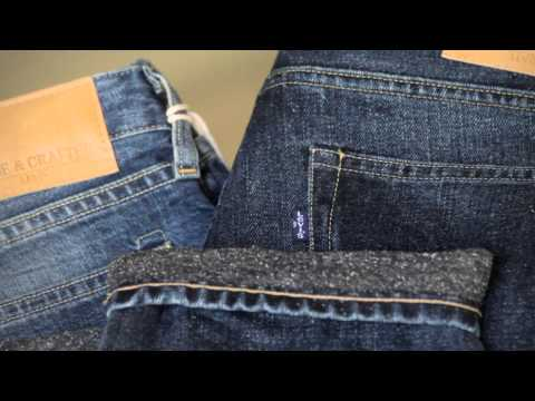 Levis Made & Crafted - Interview