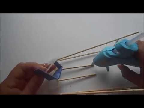 Como hacer un columpio para mu ecas how to make a swing - Hacer un columpio ...