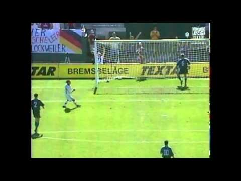 MNT vs. Germany: Highlights - Feb. 6, 1999