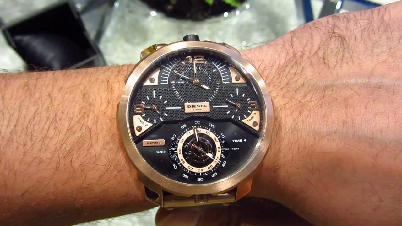 Diesel DZ7380 Men's watch