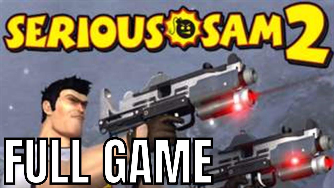 serious sam 2 download full version pc