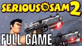 Serious Sam 2 - Full Game Walkthrough (No Commentary Longplay)