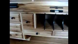 Hidden Desk Compartments
