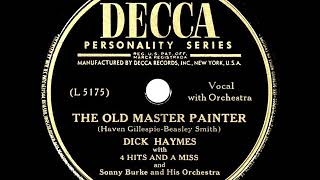 Watch Dick Haymes The Old Master Painter video