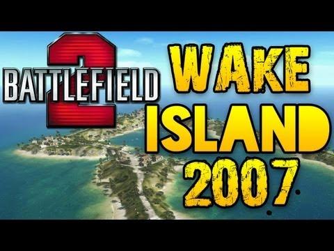Battlefield 2 Wake Island 2007 (BF2 Gameplay Commentary)