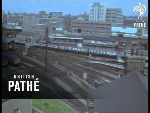 Kings Cross Station (1970-1979)