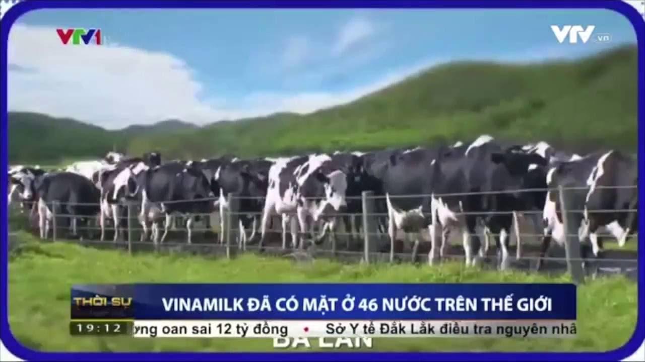 Vinamilk – Khẳng định thương hiệu Việt trên thị trường quốc tế