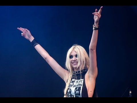 The Pretty Reckless - Heaven Knows (Rock Am Ring 2014)