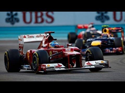 2012 US GP COTA F1 Watcher's Guide - /SHAKEDOWN