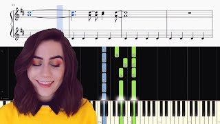 Dodie Clark - 6/10 - Piano Tutorial + SHEETS