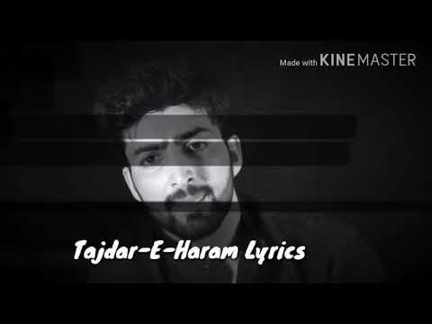 Tajdare Haram Lyrics Danish & Dawar