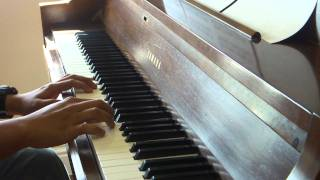 Elliot Yamin - Wait For You Piano Cover (Free Sheet Music)