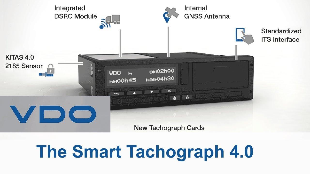 vdo kitas wiring diagram the smart tachograph is on the way  the smart tachograph is on the way