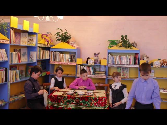 """Изображение предпросмотра прочтения – «Литературный клуб """"Непоседы""""» представляют буктрейлер кпроизведению «Детвора» А.П.Чехова"""