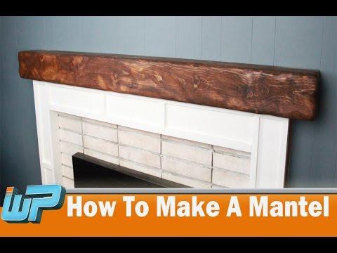 How To Make A Mantel