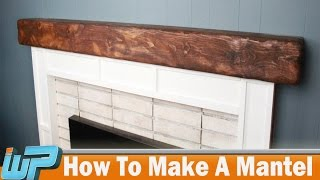 How To Make A Mantel