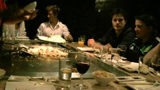 20100630 Teppanyaki Japanese Restaurant - Durham.avi