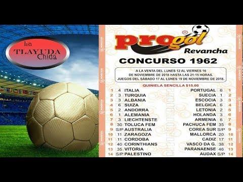 Progol 1962 Análisis Quiniela--Bolsa de 43 Millones!!