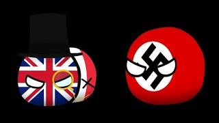 COUNTRYBALLS №8 | История 2 мировой войны №1