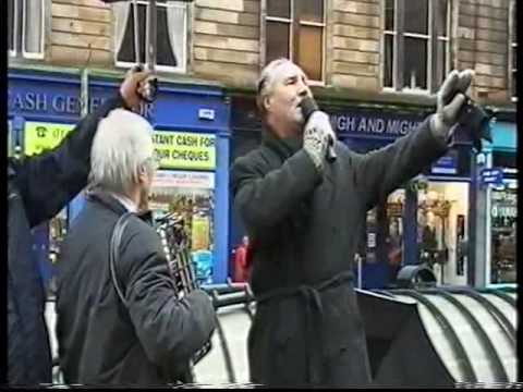 Culture and Sport Glasgow Protest Demo and Petition Launch - Part 4