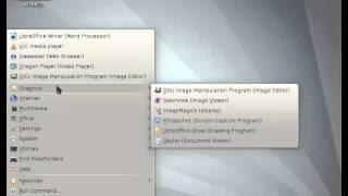 обзор debian linux 7.6.0  kde