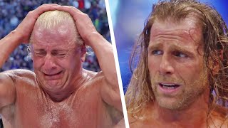 Retro Ups & Downs From WWE WrestleMania 24