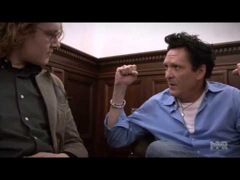 Dennis Alink interviews Michael Madsen on his Personal Life
