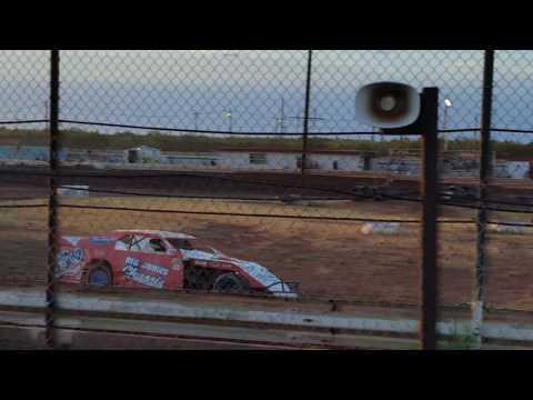 Abilene Speedway Heat Race 7/30/16
