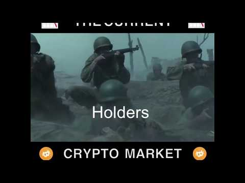 When Crypto And Bitcoin Is Crashing [FUNNY]