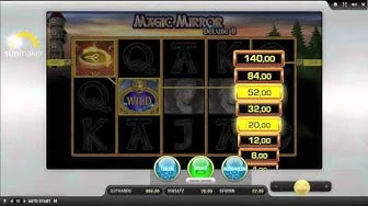 Magic Mirror Deluxe 2 - Merkur Automat - sunmaker