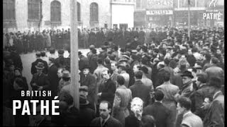 Fascists March At Ridley Road (1949)