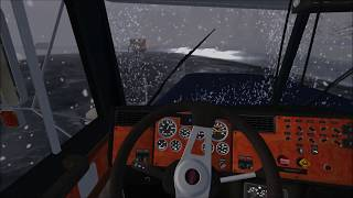 18 wos Extreme trucker 2 ice road trucker