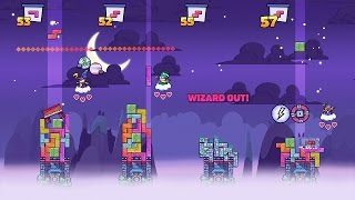 Tricky Towers: Quick Look (Video Game Video Review)